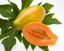 Hawaiian-papayas