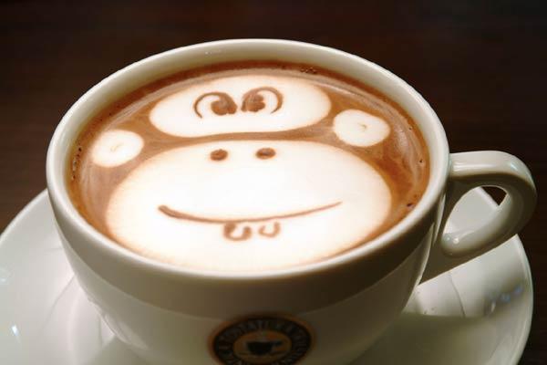 Kona-coffee-latte-artist