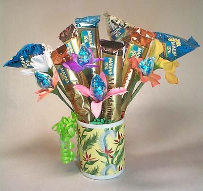 Hawaii-candy-bouquet