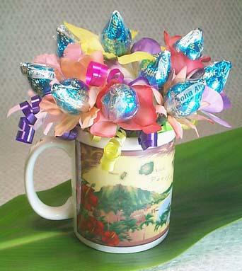 Kisses-candy-bouquet