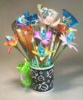 Hawaiian-candy-bouquet