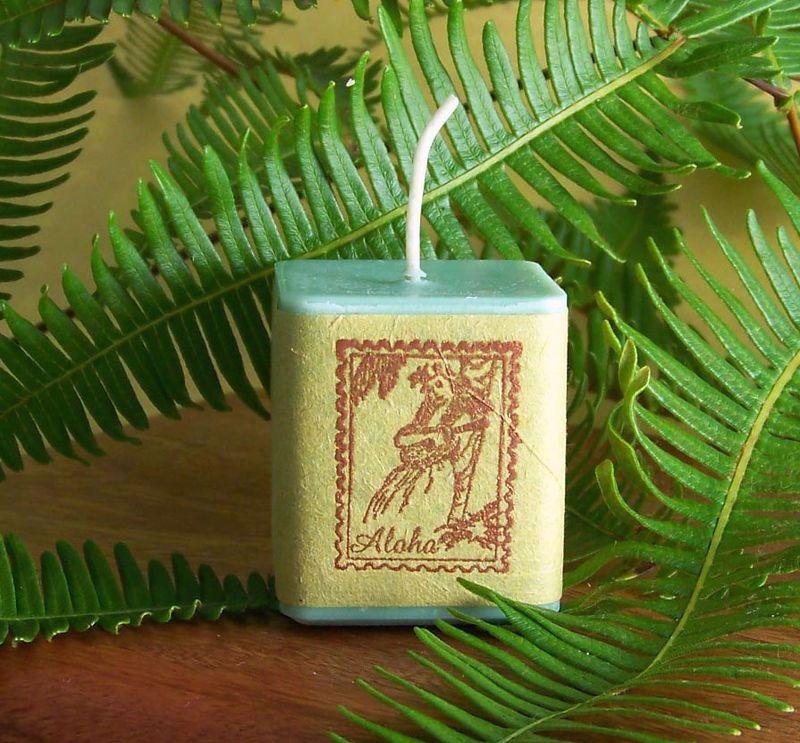 Hula-girl-candle