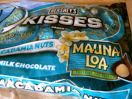 Kisses-chocolate-candy-macadamia-nuts