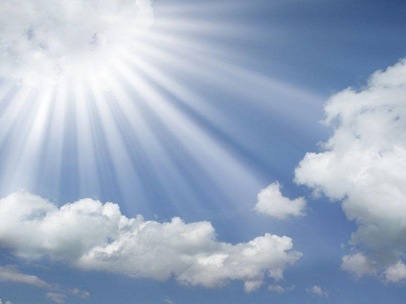 Sun-in-sky