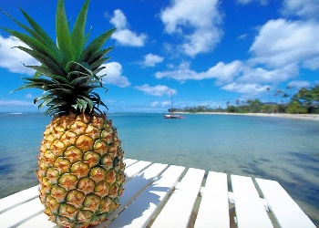 Fresh-pineapple