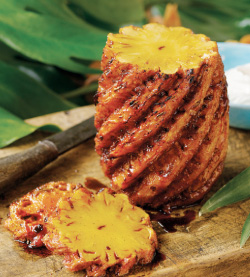 Bbq-pineapple