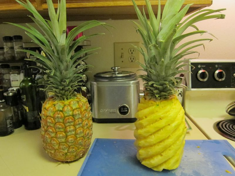 Fresh-cut-pineapple