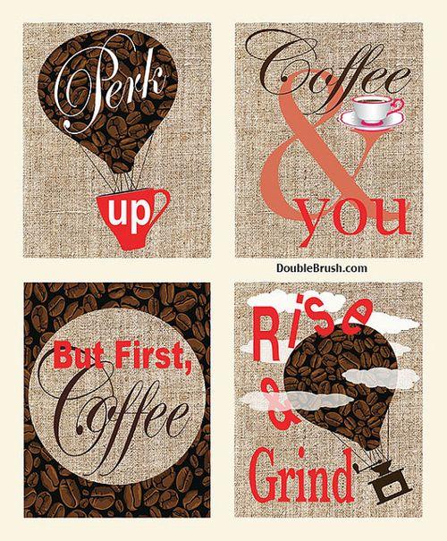 Coffee Prints 4