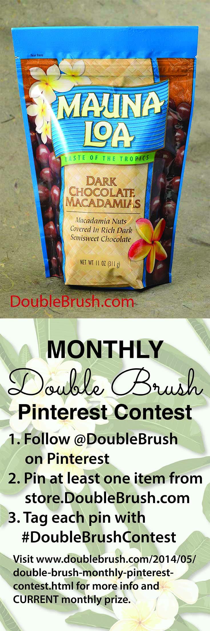 Pinterest contest July 2014-mauna loa chocloate nuts