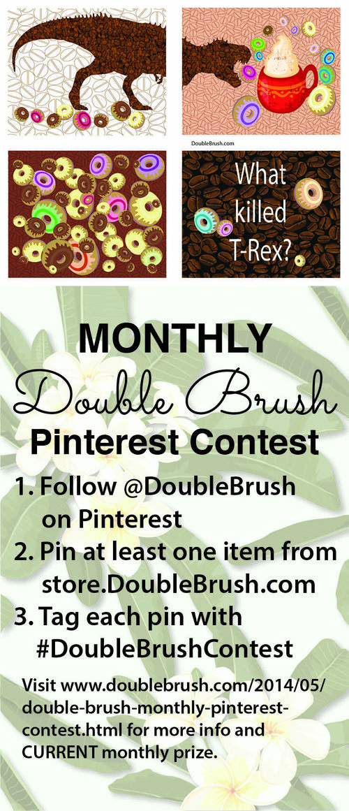 Pinterest contest August 2014-trex quad