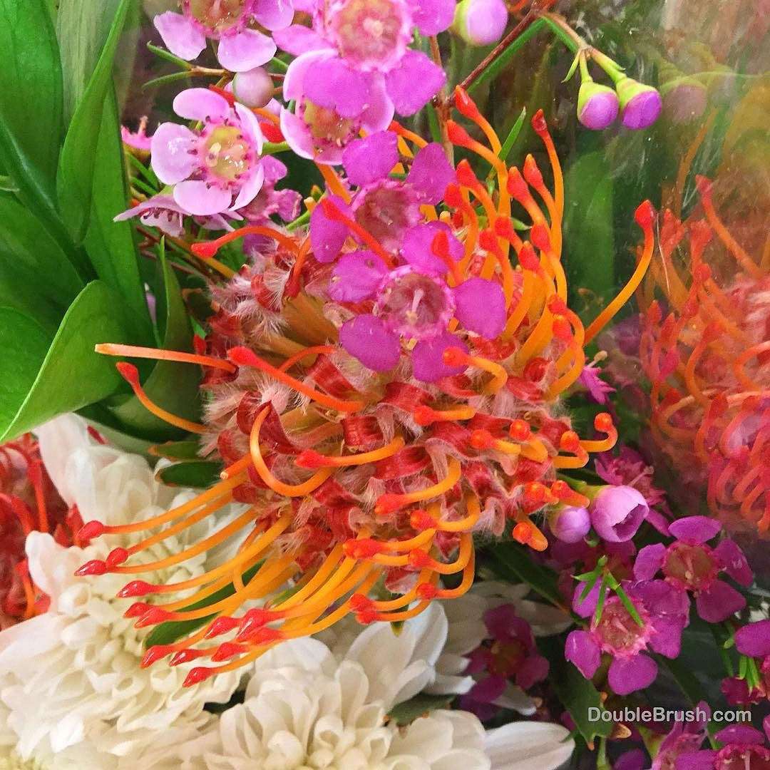 Loving this super fresh looking flower bouquet with orange 1373210710159794118544141979439942ng izmirmasajfo